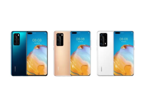 Huawei P40, P40 Pro, P40 Pro+: What's different?