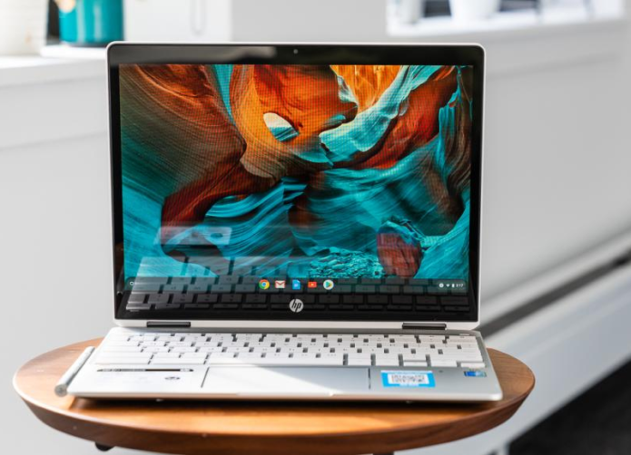 HP Chromebook x360 12b review