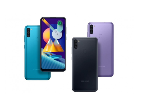 Samsung Galaxy M11 vs Samsung Galaxy M01: Price in India, Specifications Compared
