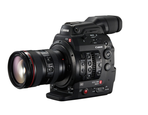 Canon EOS C300 Mark III Camcorder to be Announced Soon