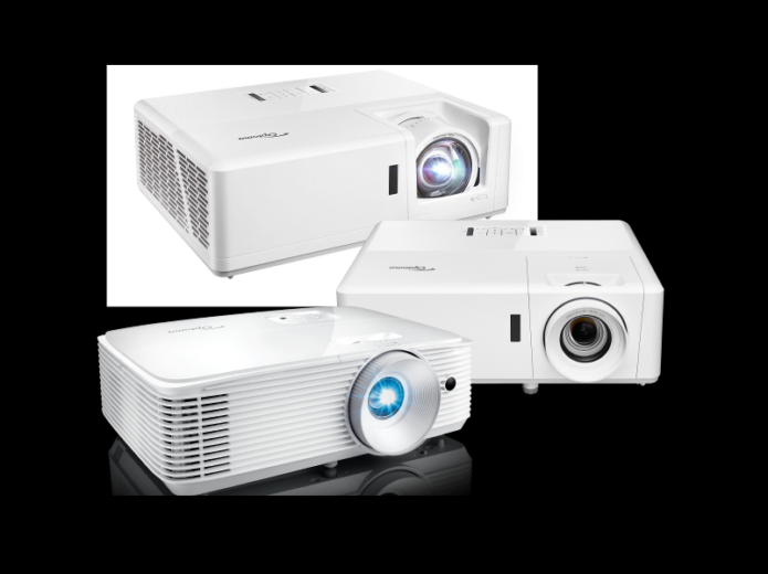 Optoma Rolls Out 3 Budget Projectors