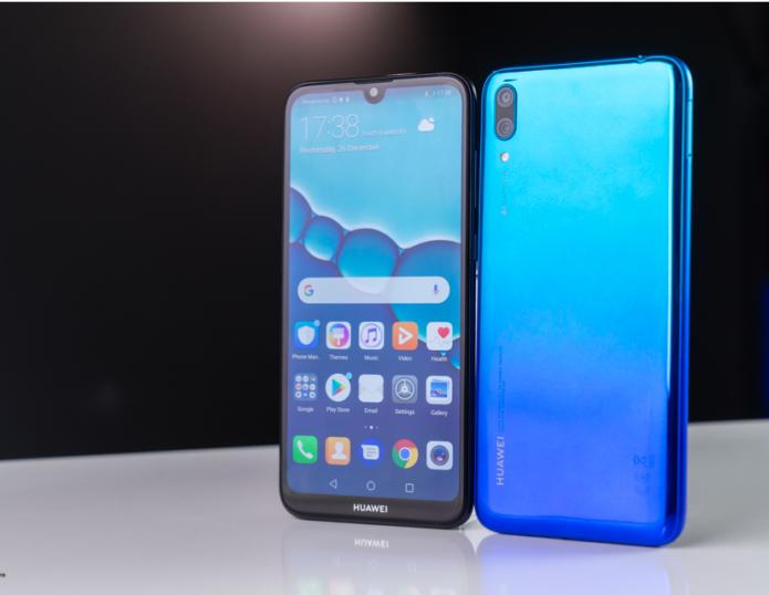 Huawei Y7 In-depth Hands-On
