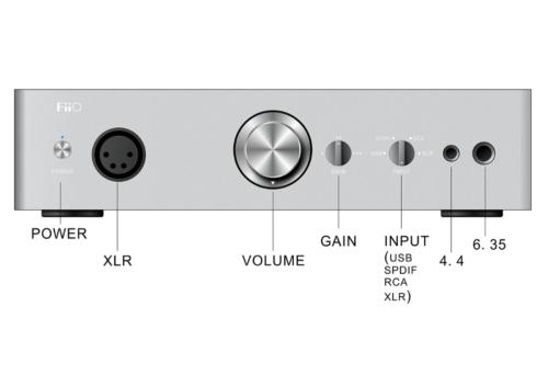 FiiO unveils plans for new K7 DAC/amp