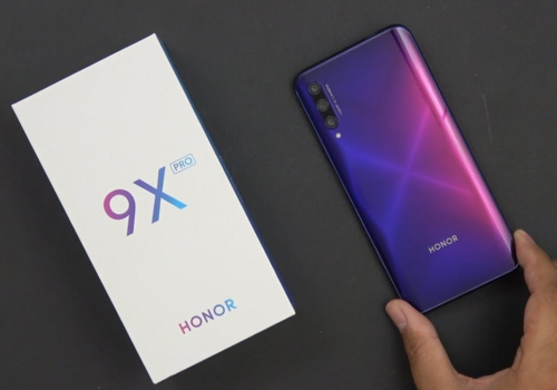 Honor 9X Pro review