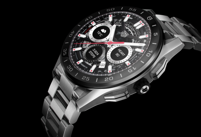New Tag Heuer Connected 3rd-gen smartwatch gets HR and sports smarts