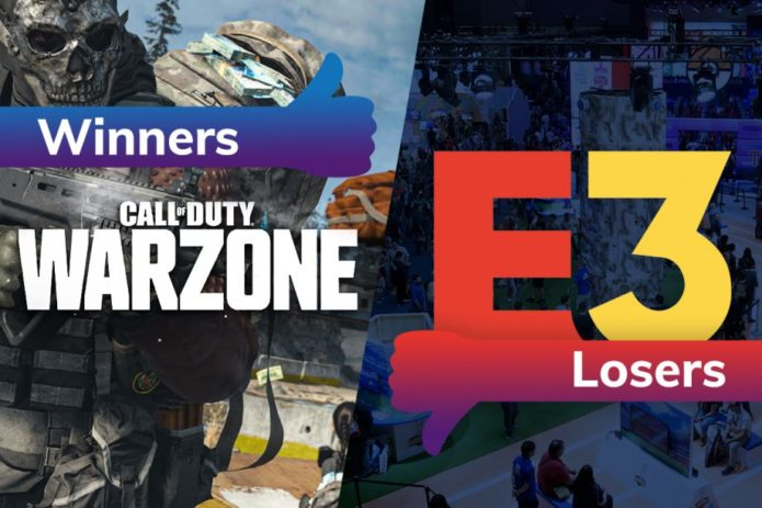 Winners and Losers: Call of Duty Warzone conquers while E3 hits the eject button