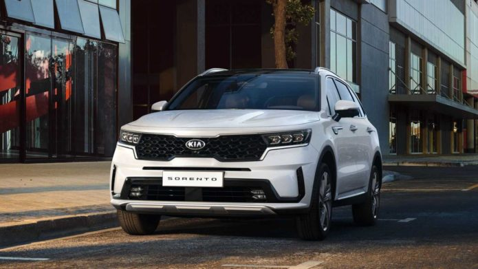 2021 Kia Sorento is essentially a midsized Telluride