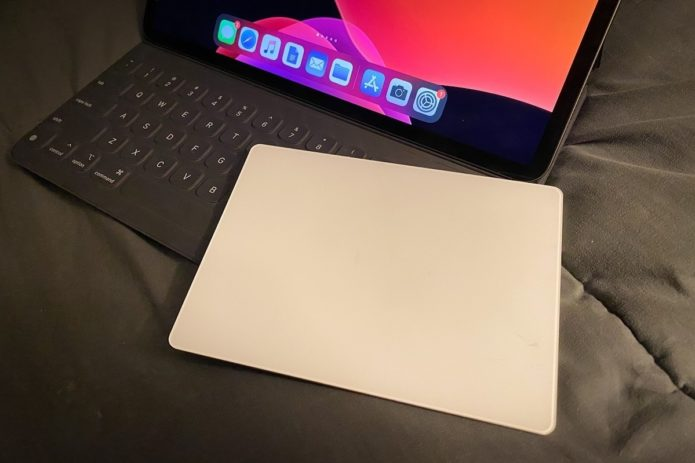iPadOS 13.4: How to pair a Magic Trackpad with an iPad and use gestures