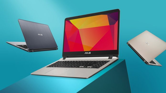ASUS X507 review – a laptop from a previous generation