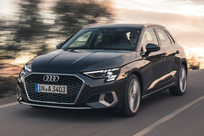 2020 Audi A3 Sportback 35 TFSI Review – International
