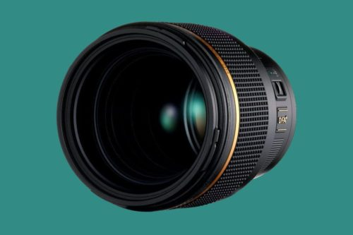 A high-end 'star' 85mm f/1.4 lens is coming to the Pentax K-mount this year