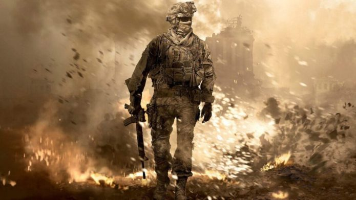 Call of Duty: Modern Warfare 2 Remastered art uncovered in update files