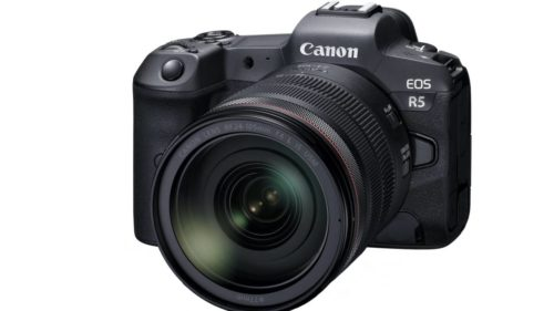 Canon EOS R5 doubles-down on details with excellent 8K news