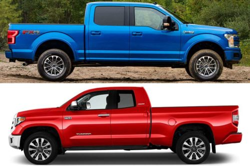 2020 Ford F-150 vs. 2020 Toyota Tundra: Which Is Better?