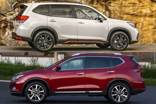 2020 Subaru Forester vs. 2020 Nissan Rogue: Which Is Better?
