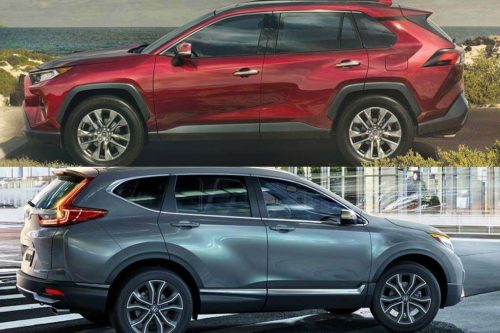 2020 Toyota RAV4 vs. 2020 Honda CR-V: Which Is Better?