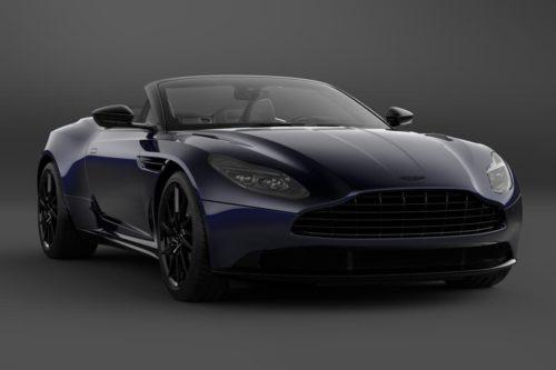 Aston Martin DB11 V8 Shadow Edition revealed