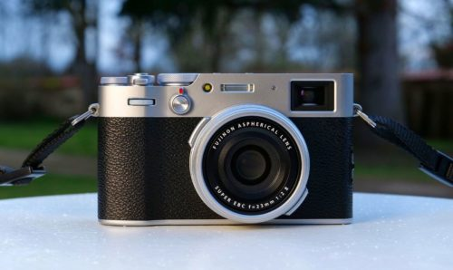 Why the Fujifilm X100V is one photographer's perfect camera for the streets