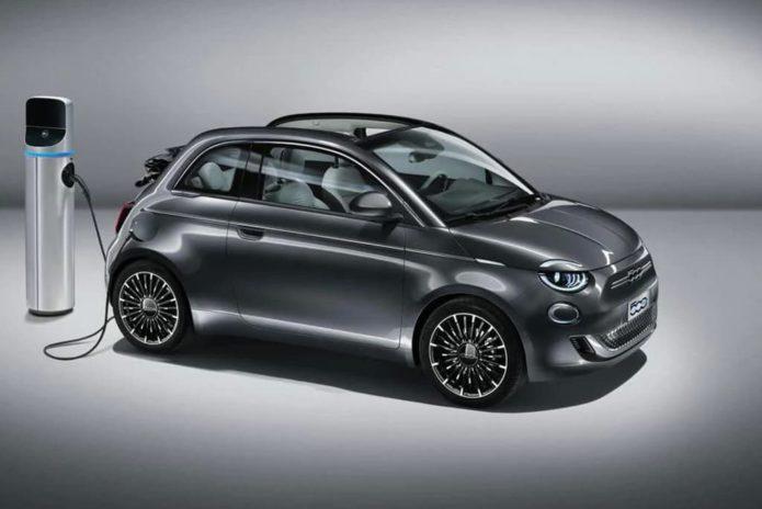 More details on all-new Fiat 500 EV