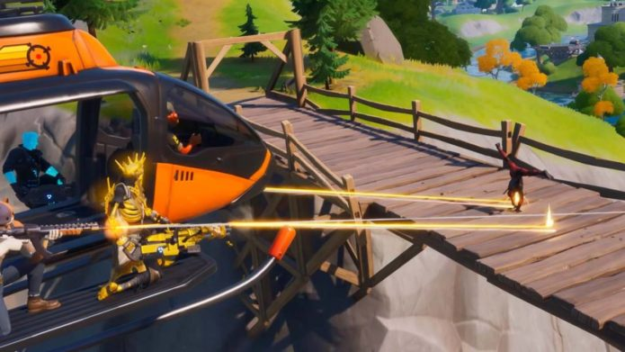 Fortnite Helicopters arrive: Here's what players should know