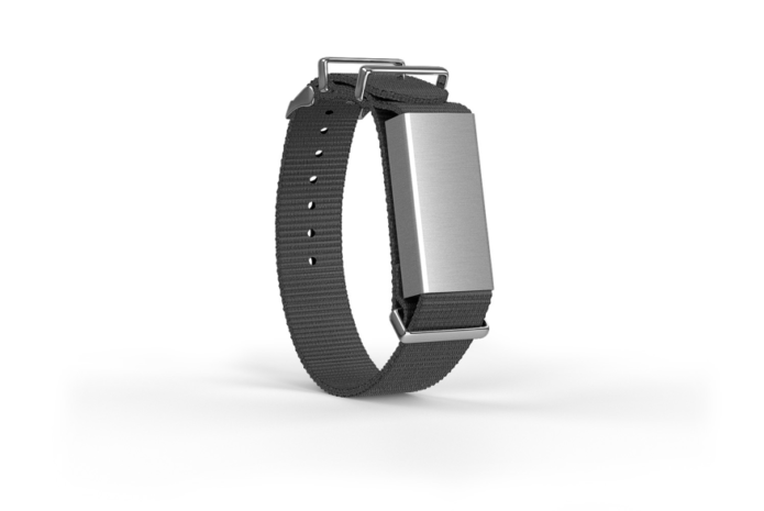 You can actually get a smartwatch that vibrates when you touch your face
