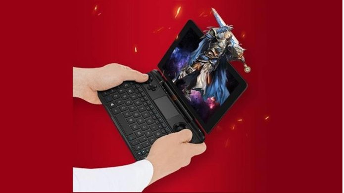 GPD WIN Max shown running The Witcher 3 thanks to 10th Gen Intel Core CPU