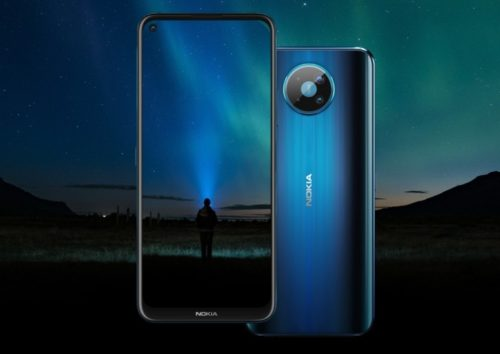 The Nokia 8.3 is the brand's first ever 5G smartphone
