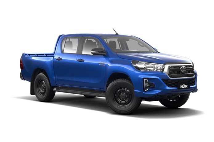 Upgraded Toyota HiLux coming soon