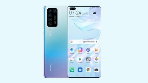 Huawei P40 range specs, prices and renders leaked
