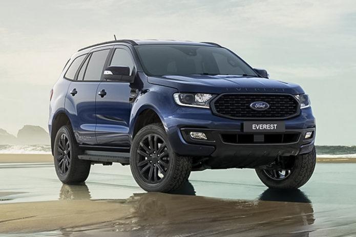 2020 Ford Everest Sport BiTurbo review