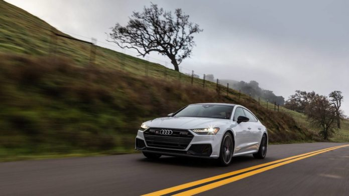 Audi's 2.9L V6 in the 2020 S6 and S7 has an electric supercharger