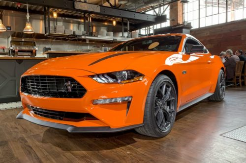 2020 Ford Mustang 2.3L High Performance pricing and specs