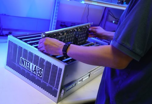 Intel's 'Pohoiki Springs' network of brain chips may be asked to help fight coronavirus