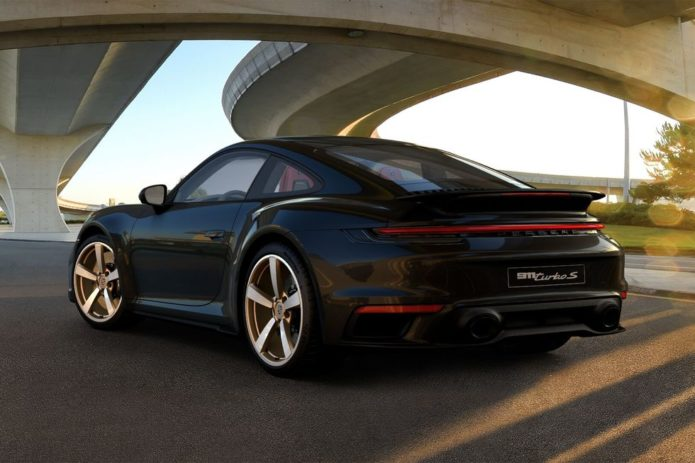How We'd Spec It: Going All Out on a 2021 Porsche 911 Turbo S
