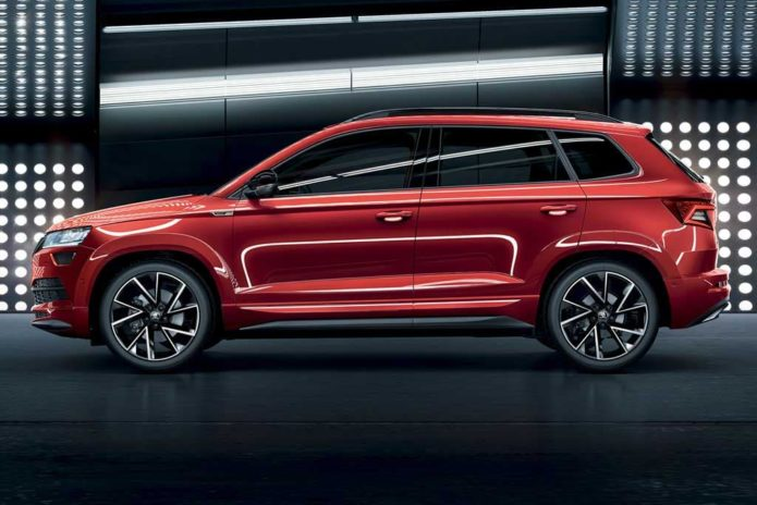 Skoda Karoq SUV model range expands