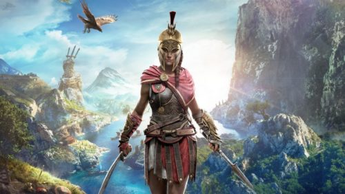 Assassin's Creed Odyssey and Origins' wonderful in-game history tours are now free until May 21