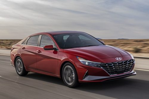 2021 Hyundai Elantra: First Look
