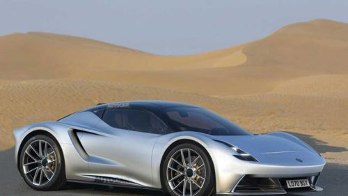 Rumors suggest revised Lotus Esprit will have a hybrid V6