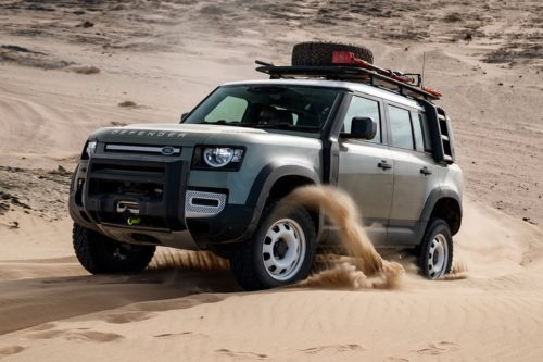 2020 Land Rover Defender 110 P400 and D240 Review – International