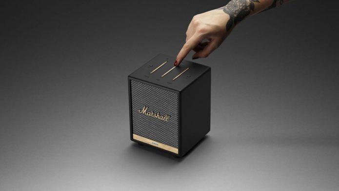 Marshall Uxbridge smart speaker packs Alexa and multi-room support