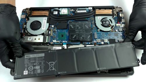 Inside Dell Inspiron 15 7590 – disassembly and upgrade options