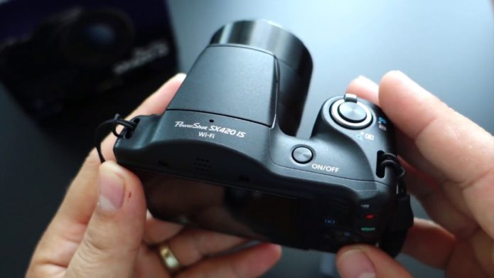 Canon PowerShot SX420 IS Review