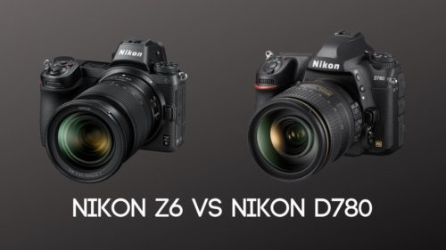 Nikon Z 6 vs. Nikon D780: The family feud in the mirrorless vs. DSLR debate