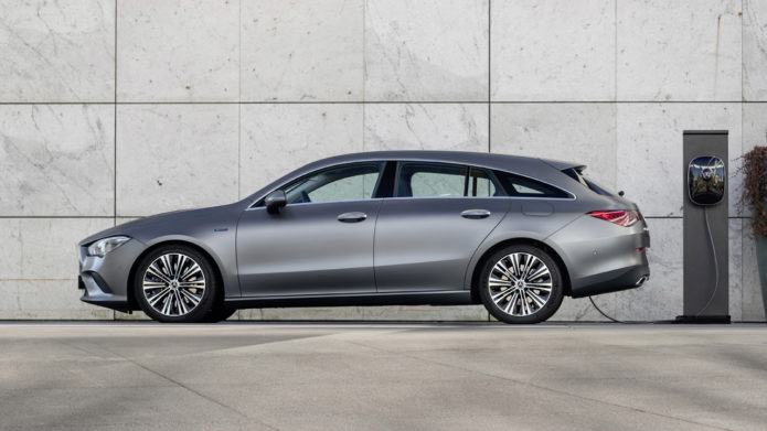 Mercedes adds three new PHEVs to EQ Power range