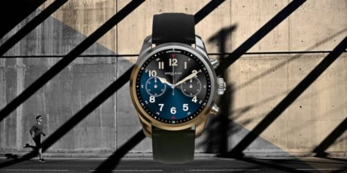 Montblanc debuts Summit 2+ smartwatch with eSIM plus bling-tastic ANC Bluetooth headphones