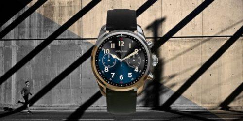 Montblanc debuts Summit 2+ smartwatch with eSIM plus bling-tastic ANC Bluetooth headphones