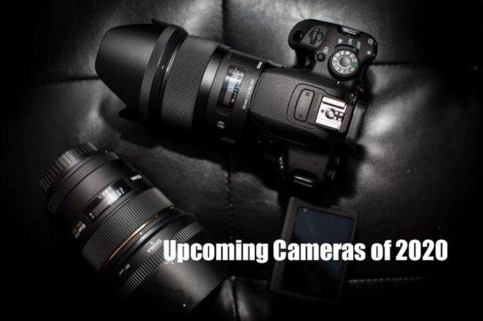 New Cameras to be Announced in 2020