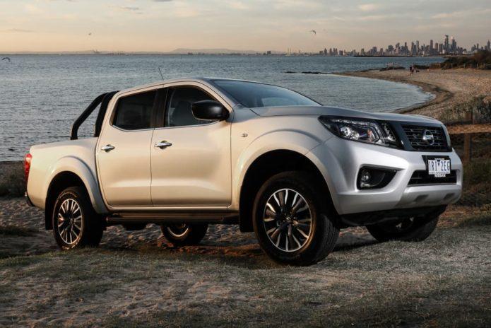 Nissan Navara updated for 2020