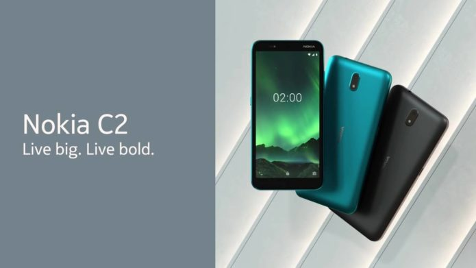 Nokia C2 gives Android Go another go