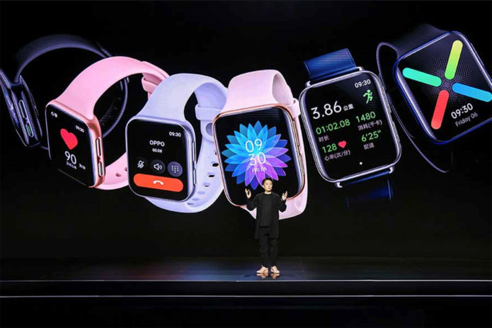 Yes the Oppo Watch is a shameless Apple Watch ripoff—but it has 5 features I want